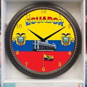 Other - Ecuador Clock wall clock